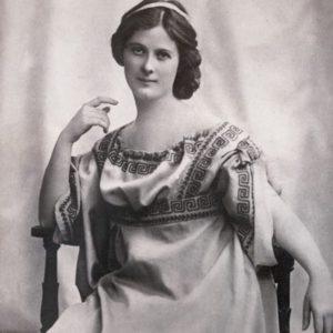 La più famosa tra le ballerine, Isadora Duncan