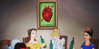 Le principesse Disney – qui assieme addirittura a Frida Kahlo – sono protagoniste di favole che non sempre ci aiutano