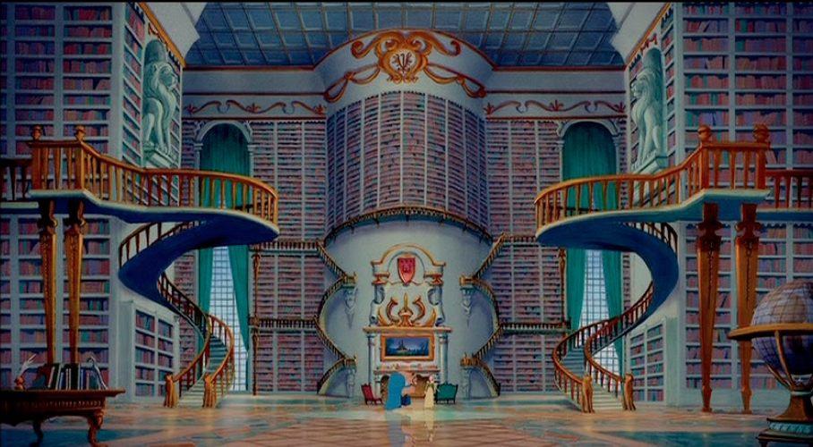 La biblioteca della bestia