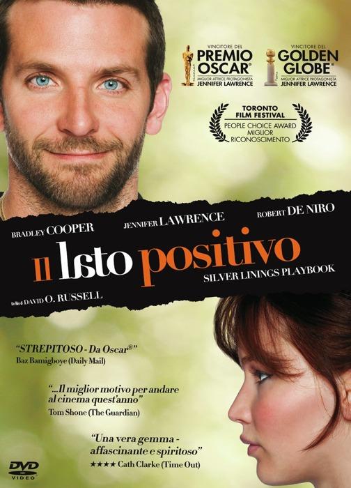 Il lato positivo, un bel film d'amore drammatico e recente
