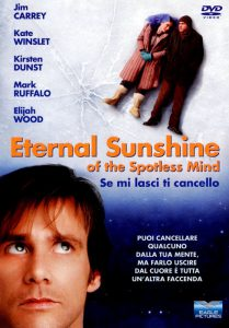 """Se mi lasci ti cancello"", ovvero ""Eternal Sunshine of the Spotless Mind"""
