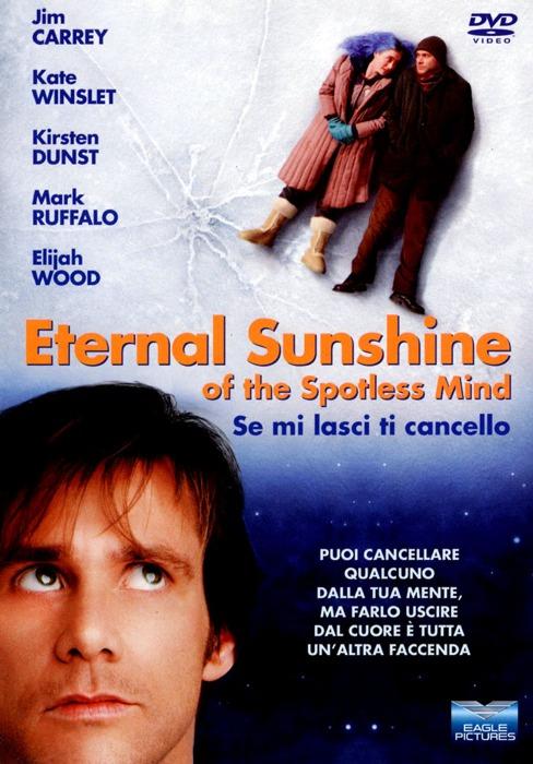 Se mi lasci ti cancello, ovvero Eternal Sunshine of the Spotless Mind