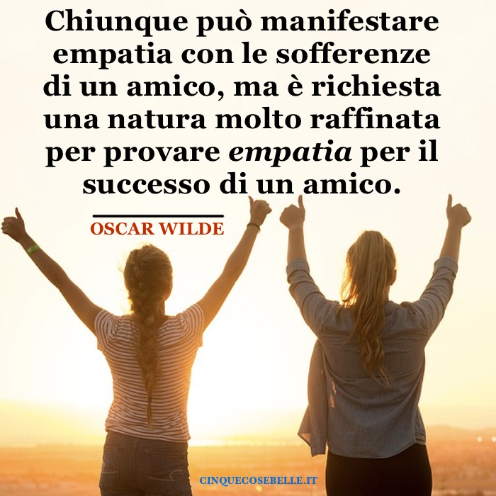 La frase di Oscar Wilde