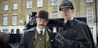 Sherlock Holmes e Watson (qui nella recente trasposizione BBC) sono tra gli investigatori più famosi della storia
