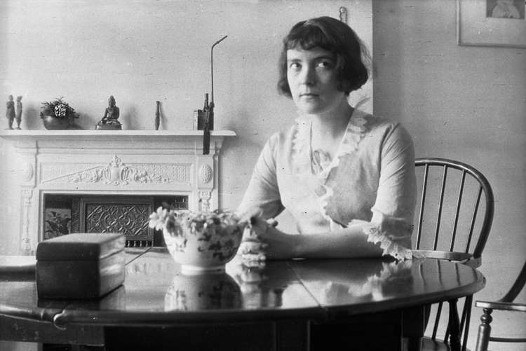 Katherine Mansfield, morta molto giovane