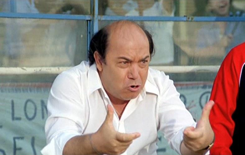Lino Banfi in L'allenatore nel pallone, uno dei film di maggior successo della sua filmografia