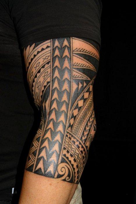 Assez Cinque bellissimi tatuaggi maori - Cinque cose belle QJ43