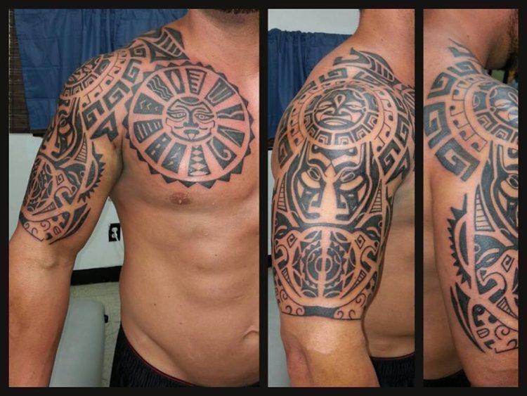 Estremamente Cinque bellissimi tatuaggi maori - Cinque cose belle MI56