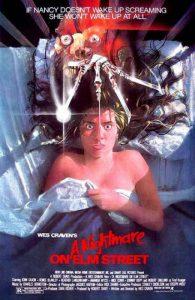 "La locandina originale di ""Nightmare"" di Wes Craven"