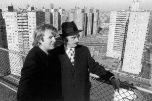 Donald con il padre, Fred Trump, primo tassello nella costruzione del suo patrimonio