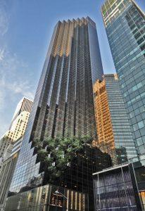 La Trump Tower a Manhattan