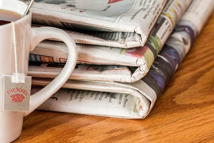 I quotidiani italiani più venduti