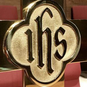 IHS, simbolo di Cristo