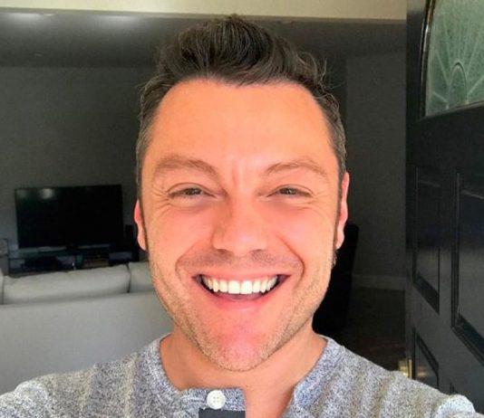 Tiziano Ferro in un recente autoscatto pubblicato su Instagram