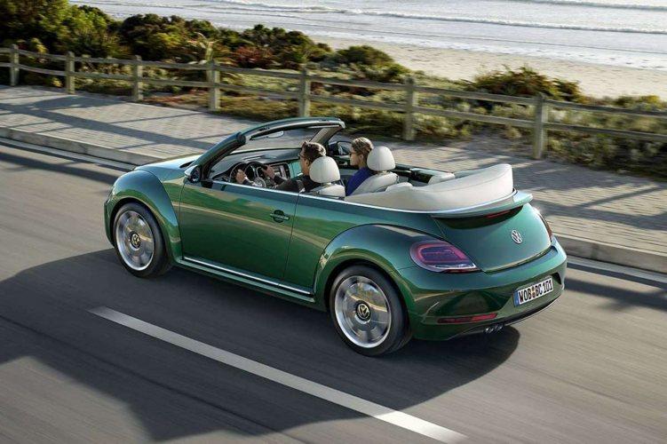 Il Maggiolino, una delle macchine più iconiche della Volkswagen