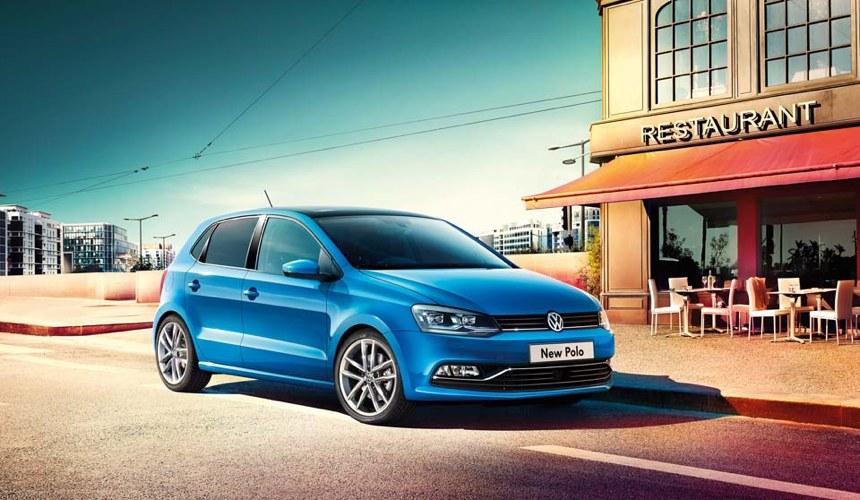 La Volkswagen Polo