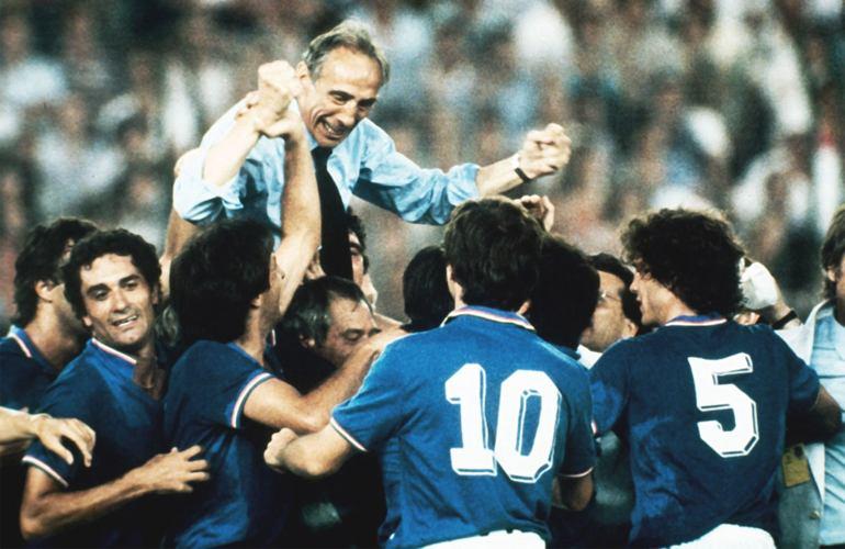 Enzo Bearzot, uno dei più amati tra gli allenatori della Nazionale di calcio