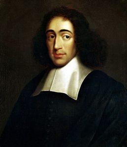 Bruch Spinoza, che scrisse la frase Deus sive Natura