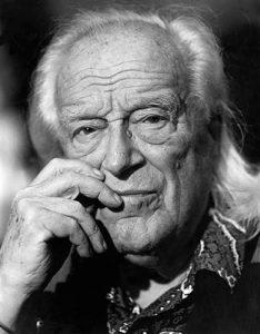 Rafael Alberti, uno dei più famosi esponenti della Generazione del '27