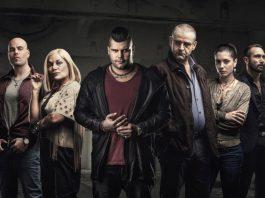 I principali attori del cast della seconda stagione di Gomorra