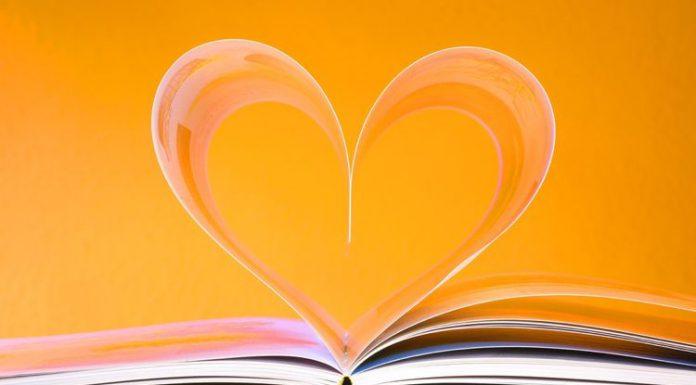 I libri d'amore più belli per i lettori del web