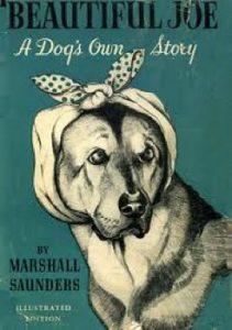 Le memorie di Beautiful Joe, che forniscono suggerimenti per bei nomi per cani maschi