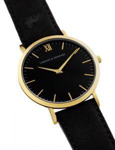 Il Lugano di Larsson & Jennings, uno di quegli orologi che sanno essere semplici ed eleganti