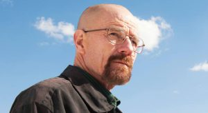 Walter White, il protagonista assoluto di Breaking Bad