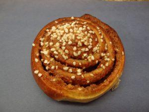 Le Kanelbulle alla cannella, uno dei più famosi piatti tipici svedesi