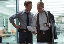 I due protagonisti della prima stagione di True Detective, Matthew McConaughey e Woody Harrelson