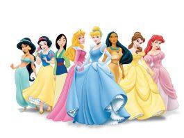 Scopriamo i nomi delle principesse Disney