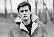 Alain Delon, forse il più famoso e affascinante tra gli attori francesi