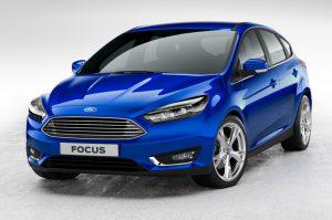 La sportiva e grintosa Ford Focus