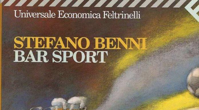 La copertina di Bar Sport, il libro umoristico di Stefano Benni