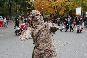 La mummia, un classico dell'horror e di Halloween (foto di Jaydensonbx via Flickr)