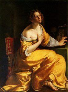 La Conversione di Maddalena conservata a Firenze
