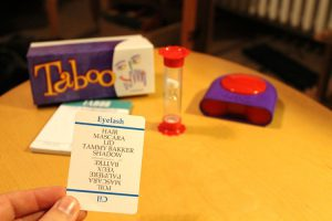 Taboo è un gioco che garantisce sempre una certa dose di divertimento, anche a 11 anni (foto di elPadawan via Flickr)