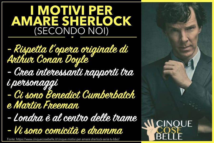 Sherlock, la serie della BBC