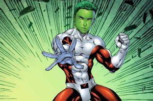 Beast Boy, membro dei Teen Titans noto anche come B.B. e Changeling