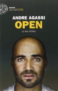 Open, il bel libro dedicato alla vita di Andre Agassi