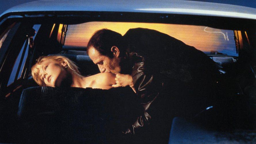 Crash e gli altri bei film che presentano scene d'amore in auto