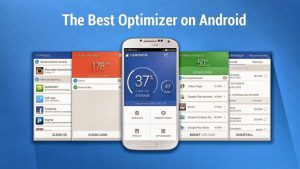 La pubblicità dell'app Clean Master, molto utile per Android