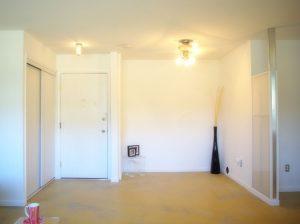 La disposizione dei muri può aiutare a modulare gli spazi dei monolocali (foto di Kenny Corbin via Flickr)
