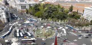 Le città più popolose della Spagna, partendo da Madrid