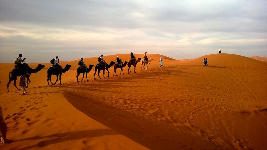 Alla scoperta del deserto più grande del mondo e di quelli che vengono subito dietro