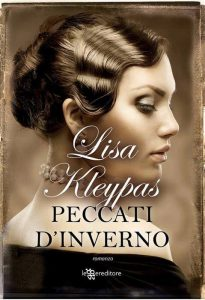 Peccati d'inverno di Lisa Kleypas, romanzo che prende avvio da un matrimonio di interesse
