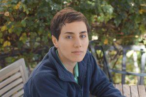 Maryam Mirzakhani, giovane professoressa a Stanford (foto via Alchetron)