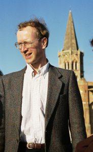 Andrew Wiles, forse il più famoso tra i matematici oggi viventi (foto di Klaus Barner via Wikimedia Commons)