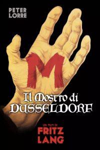 M - Il mostro di Düsseldorf, capolavoro thriller di Fritz Lang