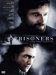 La locandina di Prisoners, un bel thriller recente